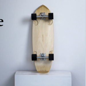 Surfskate Easy Rider Wood edition