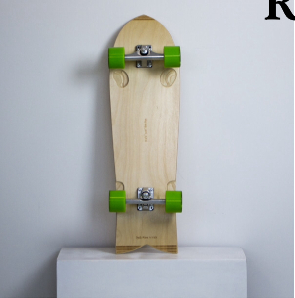 Surfskate Ride Fish Wood edition 1